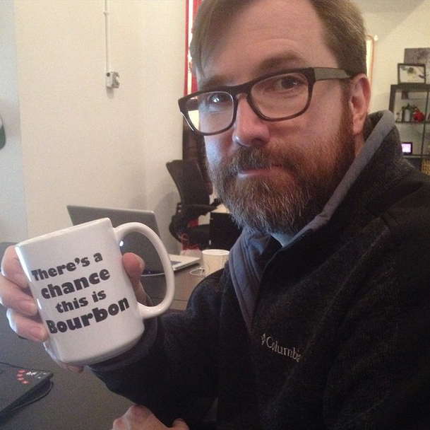 There's a chance that AD @bw_walker has the coolest #coffee mug ever! http://t.co/mXUGZYsn5Q http://t.co/00FDo7f9SY