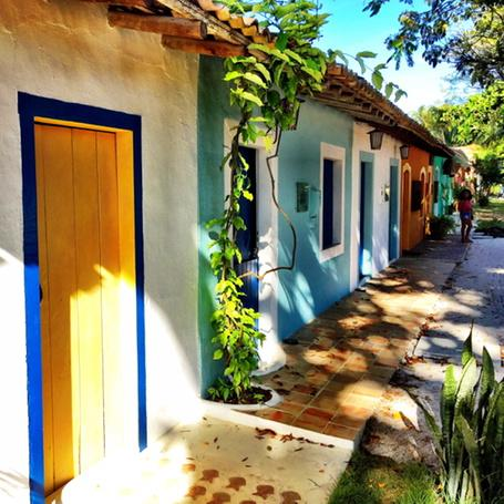 Beautiful Trancoso, Bahia, Brazil 😍 This place is unbelievable !! @ Uxua Casa Hotel http://t.co/jgUlewPFbc