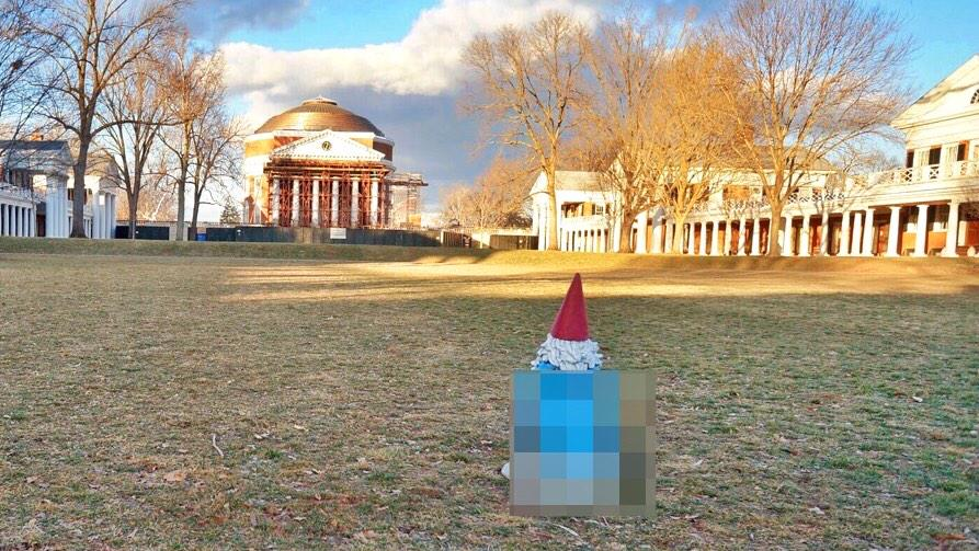JUST DOING A RITE OF PASSAGE. NOTHING TO SEE HERE. DEFINITELY NOT A NAKED GUY. #gohoos http://t.co/6SToinoOLS