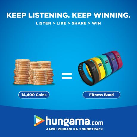 how to download songs from hungama app