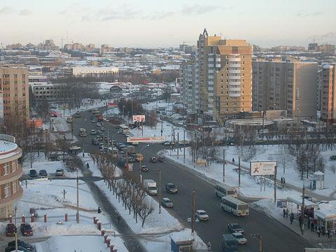 воровского улица 1