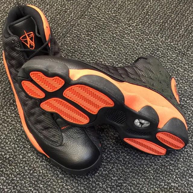size 40 6fc93 c8b24 solewatch looks like pj tucker is going with gerald wallace s old bobcats air  jordan 13