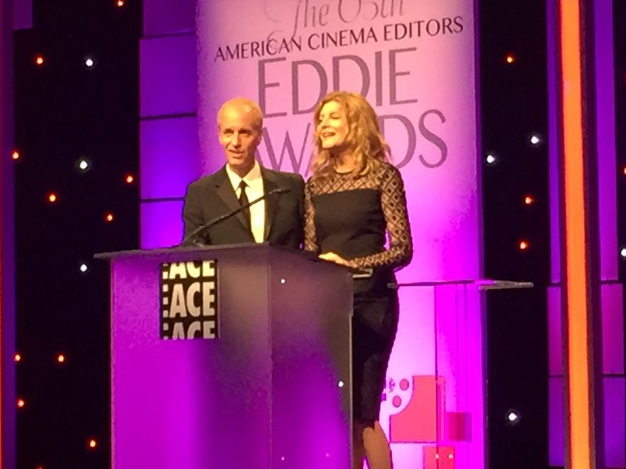 """Renee Russo says """"Don't f*ck with the editor"""" at #ACEEddies #PostChat http://t.co/bsxGMfB88b via @Boxkarw"""