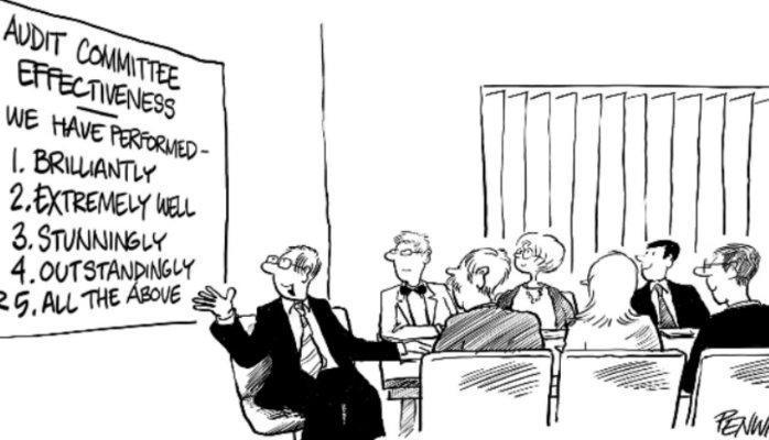 Is your audit committee efficient? via @hanyfotouh #corpgov https://t.co/HltSgVTqeK Flip/b: http://t.co/QBx76SmHnv http://t.co/bbq2kwS9Rw