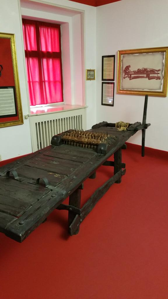 Kidutusmuseo Tallinna