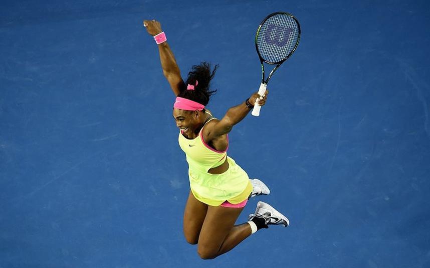 RT @TelegraphSport: Serena Williams demolishes Maria Sharapova - again - to win 19th grand slam in Melbourne http://t.co/hgrjE87H7Z http://…