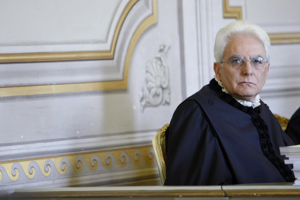 Sergio Mattarella è il nuovo Presidente della Repubblica