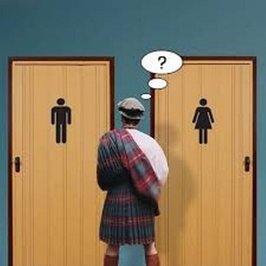 """Bathroom Signs In Scotland great cdn kilt skate on twitter: """"wondering what to do this"""