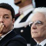 RT @MATTE0_RENZl: #MatteoRenzi che manda un bacino al nuovo #presidenteDellaRepubblica. #Mattarella #MattarellaPresidente http://t.co/vbZzJ…
