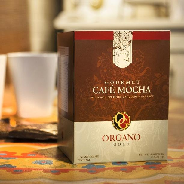 Health Benefits Ganoderma Coffee