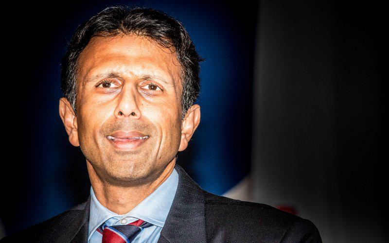 Bobby Jindal has elevated himself from run of the mill Muslim basher to Muslim basher-in-chief http://t.co/9YPWIlraJY http://t.co/xKM1R8Urx9