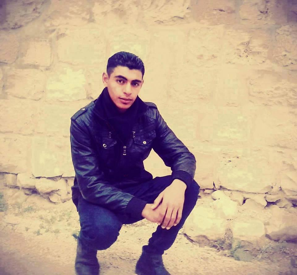 Ahmad Ibrahim Najjar, 19 years old, from #Burin village was killed today by Israeli occupation army. http://t.co/suQ5Pr3UUP