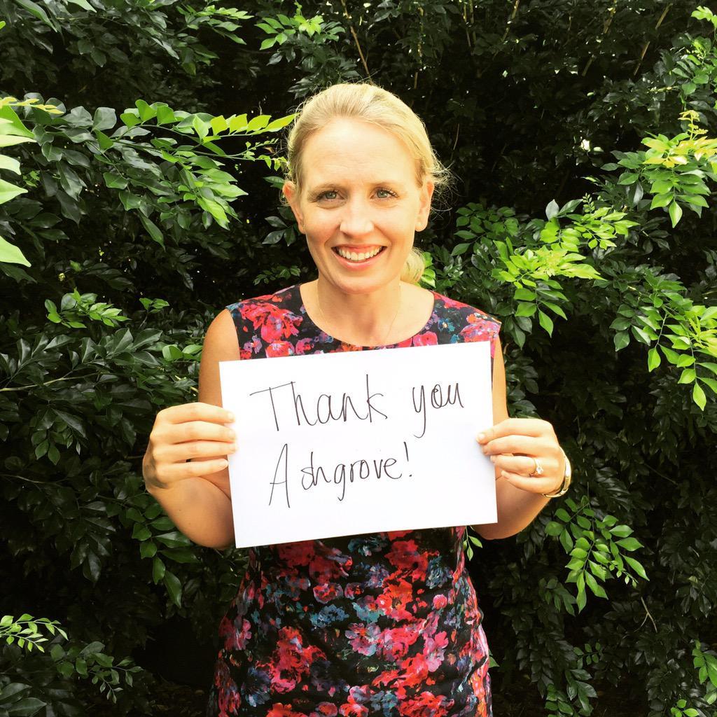Thank you! #teamkate #qldpol #qldvotes http://t.co/ngXASbAQR2