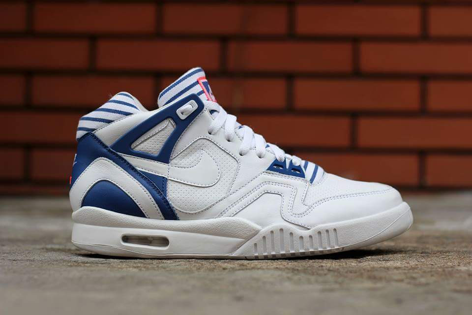 5a563bc58779 how do you like the new nike air tech challenge ii pinstripe