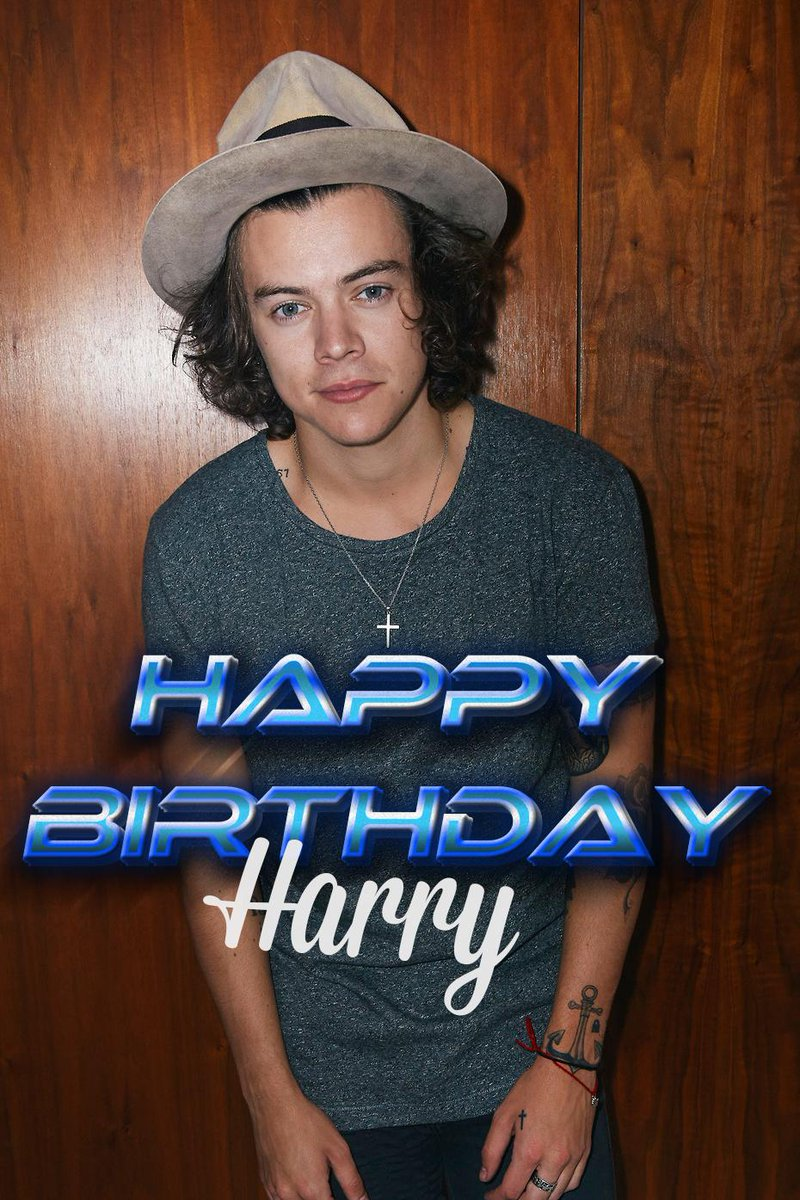Happy Harry Potter Days 3 5: .@harry_styles Turned 21 Today! Happy Birthday Harry, We