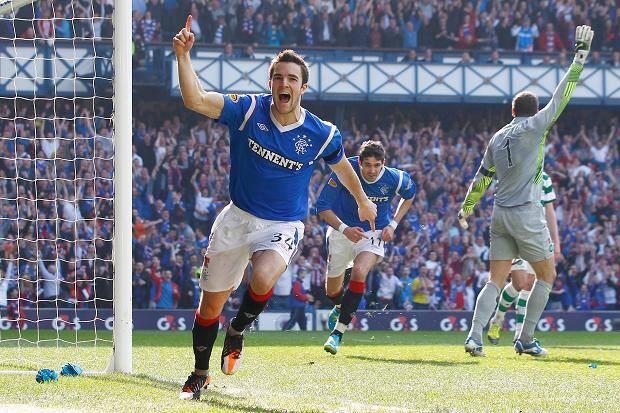What a feeling! Best of my life. Massive game today - the old firm is back!!!