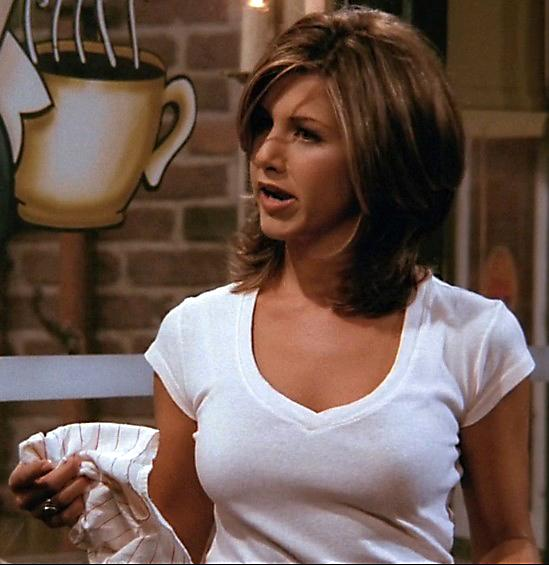 Answer jennifer aniston friends hard nipples something also