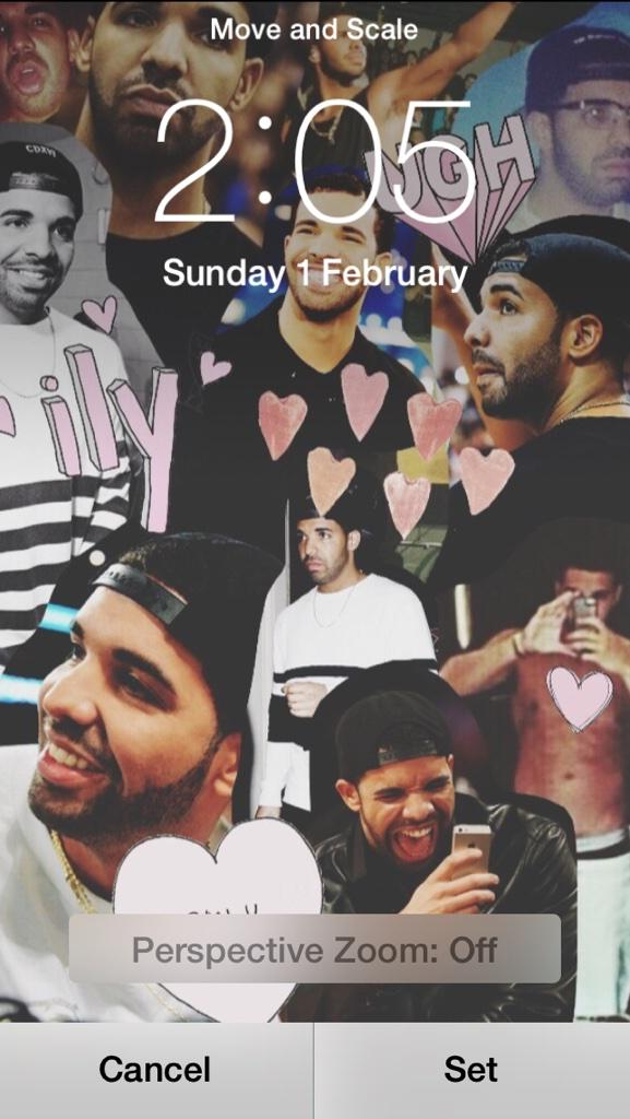 Lockscreens on twitter drake collage lockscreen rt - Drake collage wallpaper ...