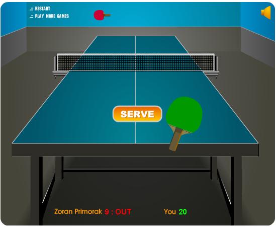 Friv Boss On Twitter Http T Co R7pizndxg5 Table Tennis Game