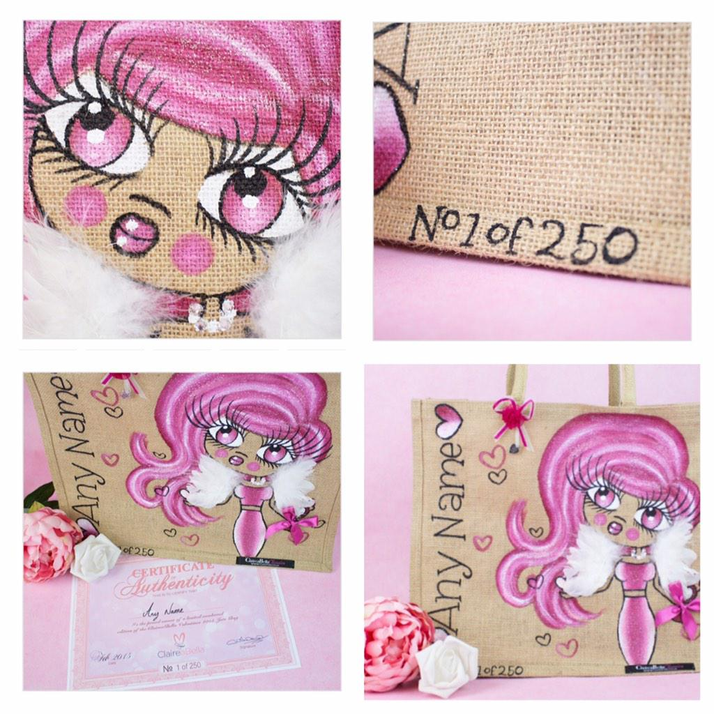 ClaireaBella Design - Bespoke bags - Madame Gourmand ...