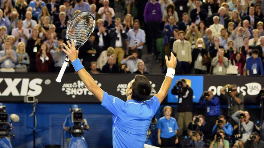 Djokovic trionfa a Melbourne