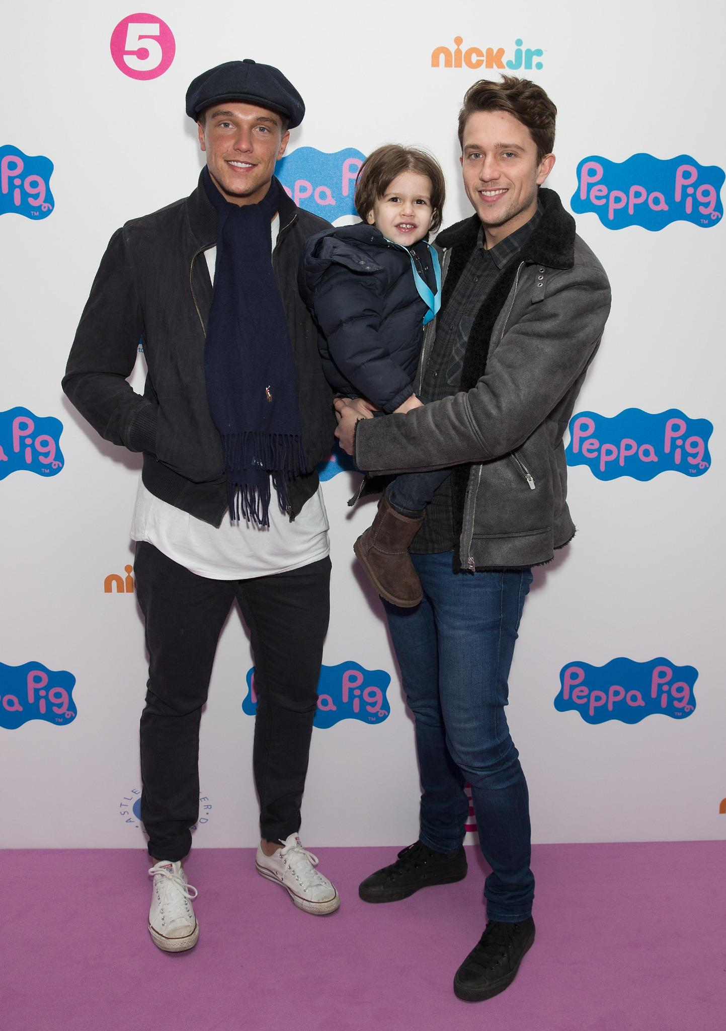 RT @ConcordeMedia: Great to see @lewis_bloor this morning at the UK Premiere of #PeppasGoldenBoots http://t.co/7KUwTPED02