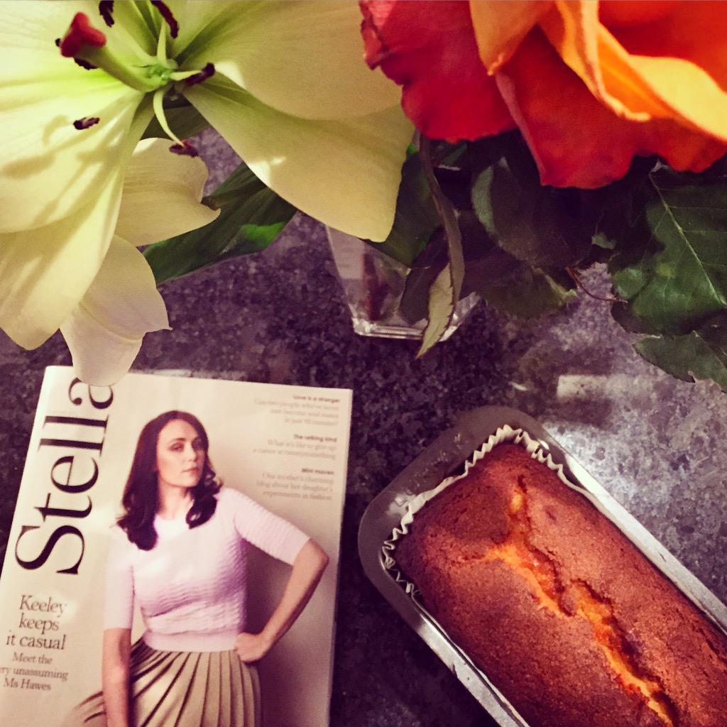 RT @_sarahstweets: Sunday night lemon cake baking and @StellaMagazine reading http://t.co/dEZ7CZgt6S