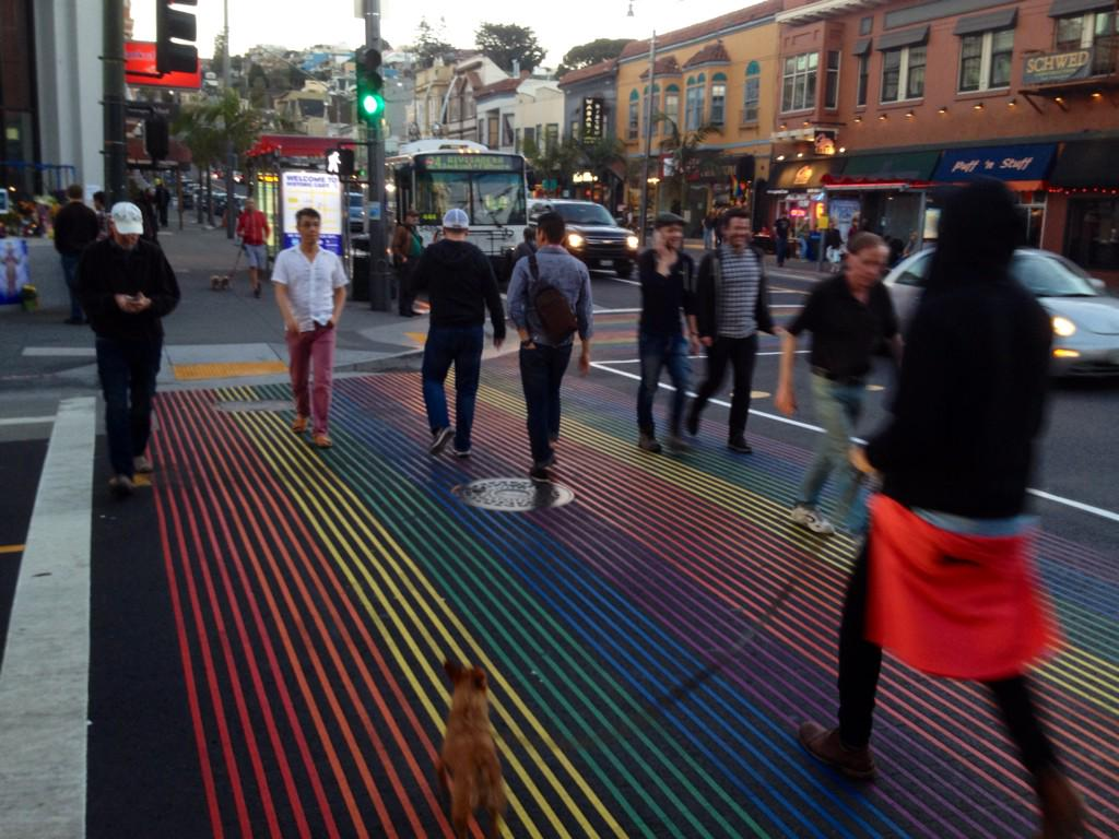 Let communities define #streets to showcase, & draw out, their life & identity. #Placemaking #StreetsAsPlaces #castro http://t.co/3fvk3BReX3