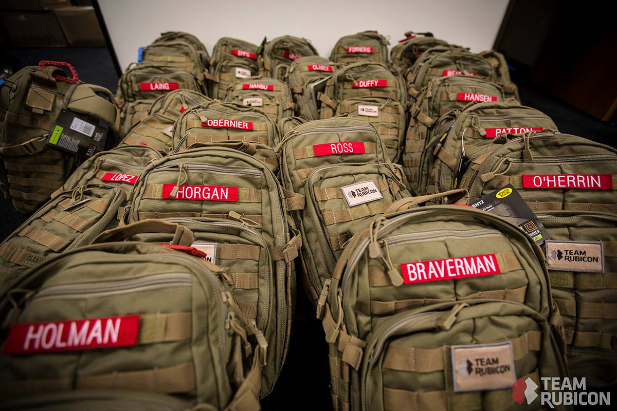 Team Rubicon On Twitter Go Bag 72 Hour Kit Bug Out Wver You Call It Pack With A Punch Http T Co 7dyyc6d9qr 7lnqzl9zj5