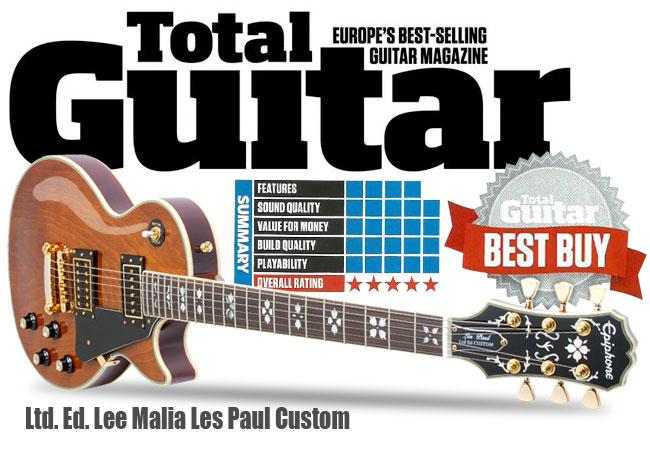 Total Guitar totally flips for the Epiphone Lee Malia Les Paul http://t.co/ArJuoZXO2a http://t.co/LG3lUk0cP1