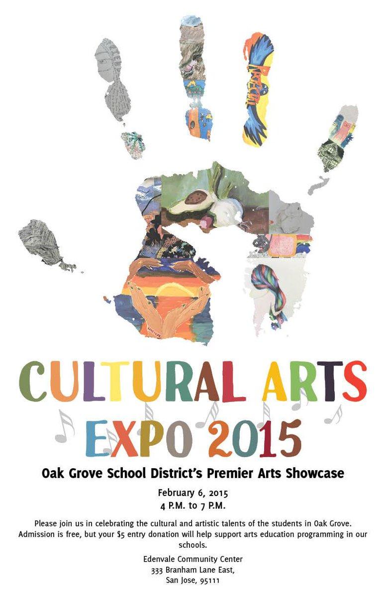 Indigo Program On Twitter Cultural Arts Expo Friday 2 06 4 7pm