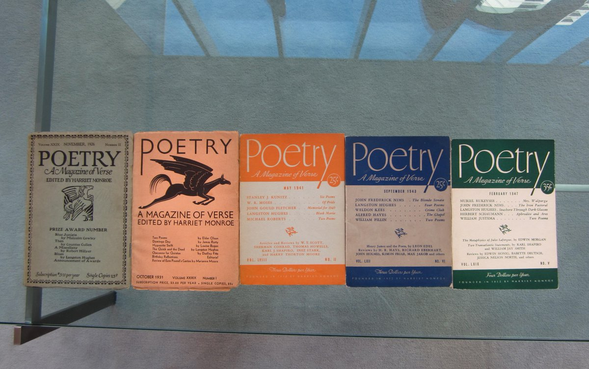 Poetry Foundation (@PoetryFound) Influencer Profile | Klear