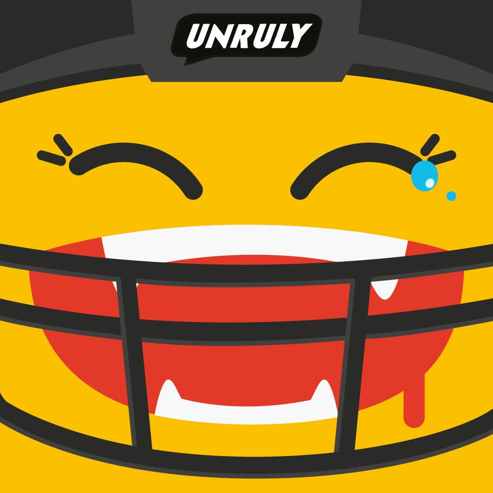 Have you seen any hysterical ads yet? Tweet this #Unrulyemoji for all those ads that make you laugh out loud! #SB49 http://t.co/JaX8fsEAFB