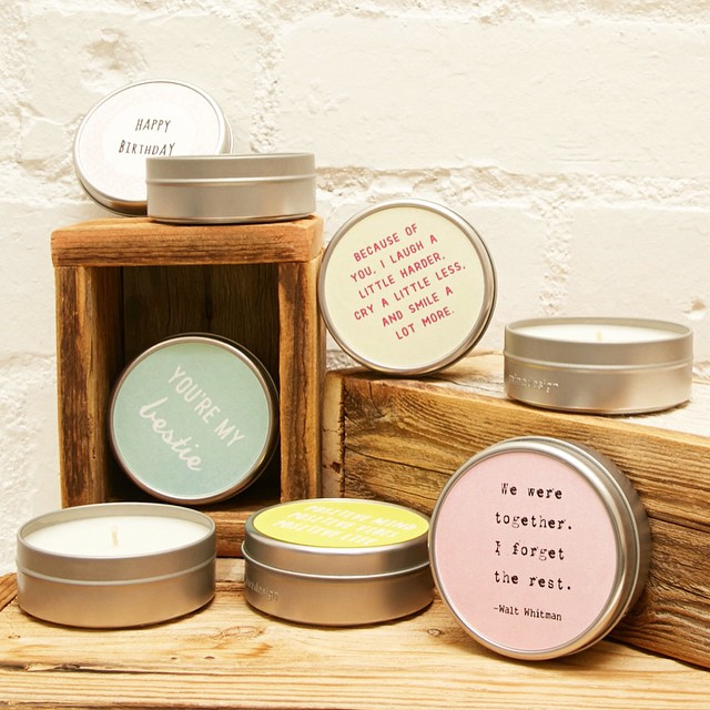 Thoughtfully crafted premium soy wax candles with bold fragances @minecandles. #F21Branded http://t.co/Mp8uC0clZV http://t.co/hJltvR3y6v