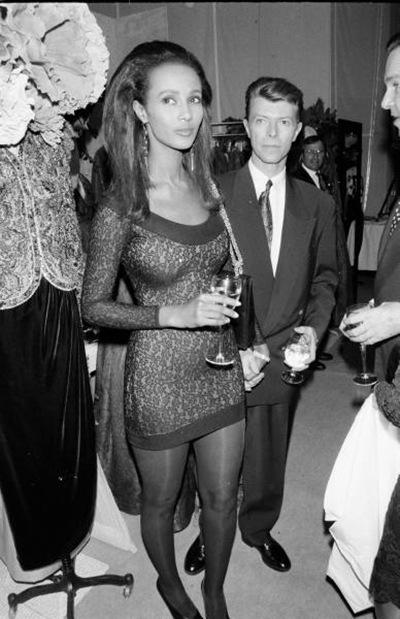 yassin juma on twitter vintage252 model iman the real iman with hubby david bowie date. Black Bedroom Furniture Sets. Home Design Ideas