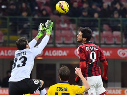Milan 3 - Parma 1: Thắng đội bét bảng, khủng hoảng tạm qua