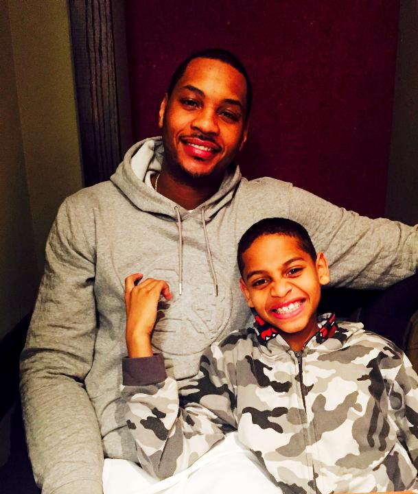 Kiyan and I at home for #SB49 #ThisIsMe7o #WithDad http://t.co/CE6rt7If0a
