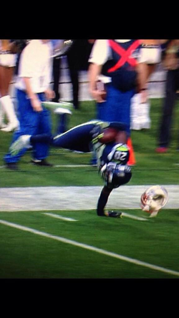 Announcer: His return is doubtful @ShitMyAthltsSay RT @SportsComedy_: Jeremy Lane's injury... http://t.co/RSLGodJE6x
