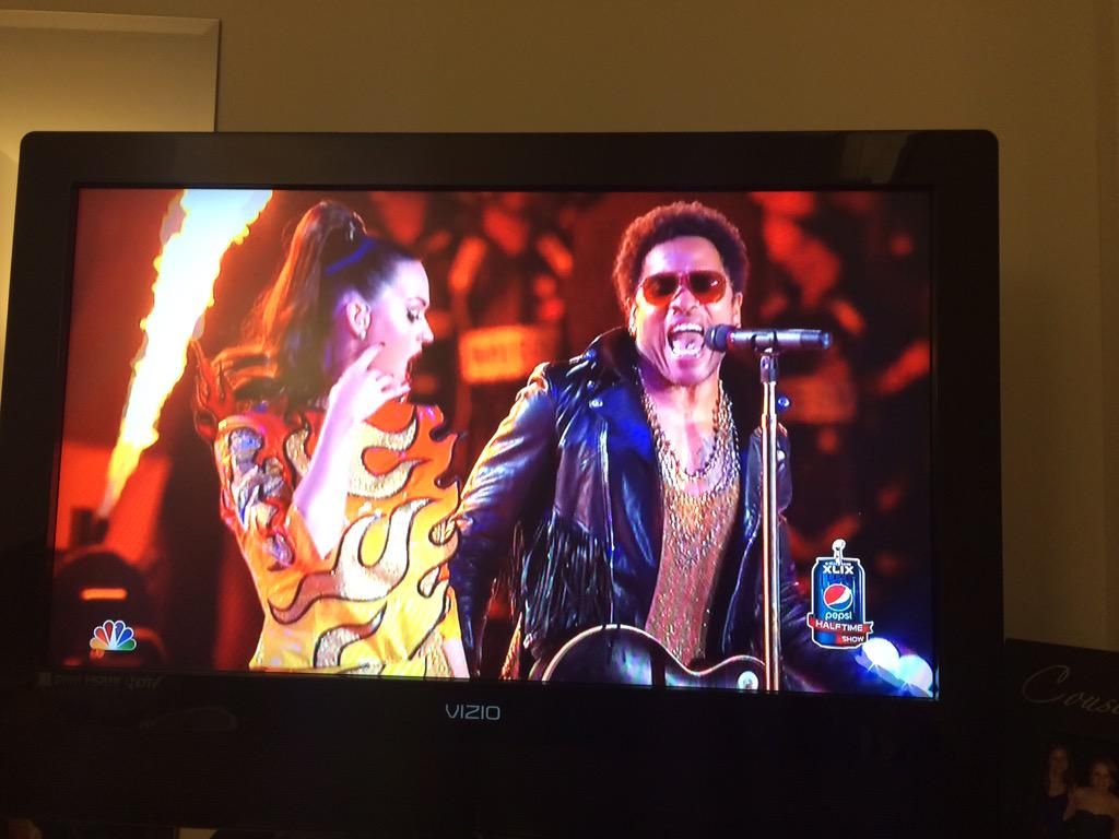 It appears Lenny Kravitz has actually turned into Cinna from Hunger Games http://t.co/YfsYh4LErJ