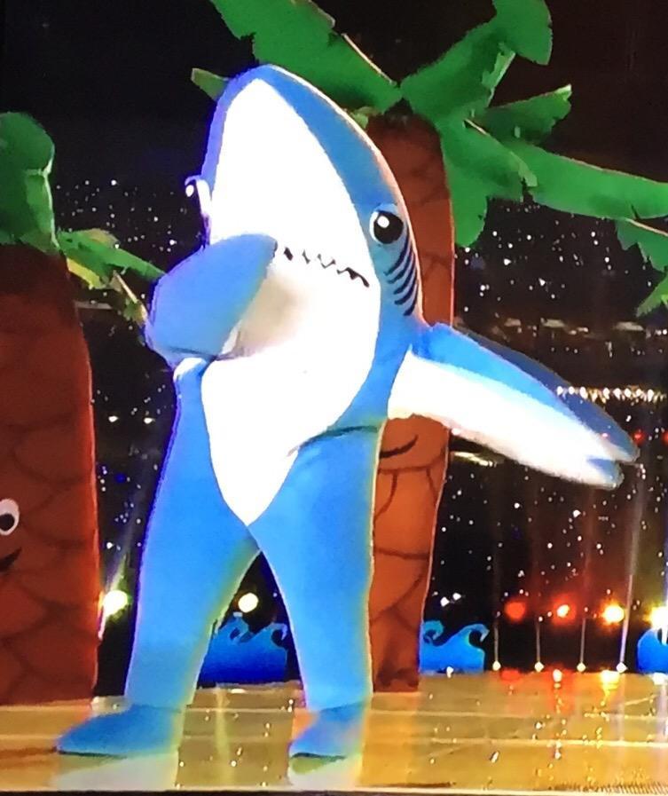 Those Katy Perry sharks are the real Super Bowl MVPs http://t.co/v27ajTLmqQ
