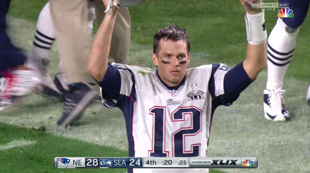 OH MYYYYYYYYYYY GOODNESS!!!!!!!!!!!!!! Once again, are you kidding me! What a game, what a game #SkySuperBowl http://t.co/5ROdZslJxy