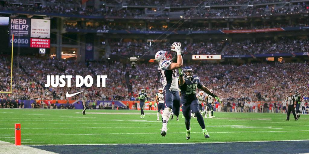 Your time. Your trophy. Your title. #untouchable @Patriots http://t.co/gMfkLef5yq