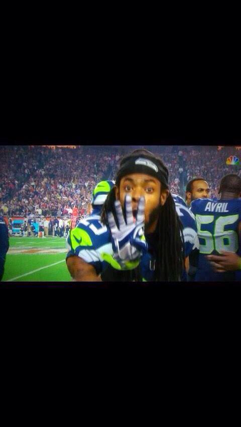 How many points the Patriots won the Super Bowl by? #HERDSB http://t.co/yEETAbMAqe