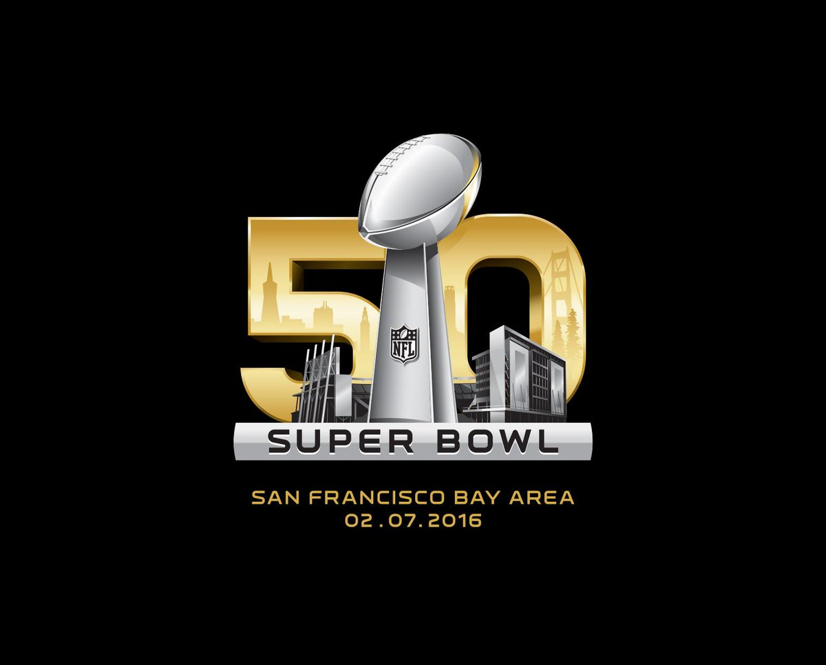 Here's the trophy so that's a wrap on #SuperBowlXLIX. Just 371 days til #SuperBowl50 right here in... Santa Clara. http://t.co/GYYC3WvtCw