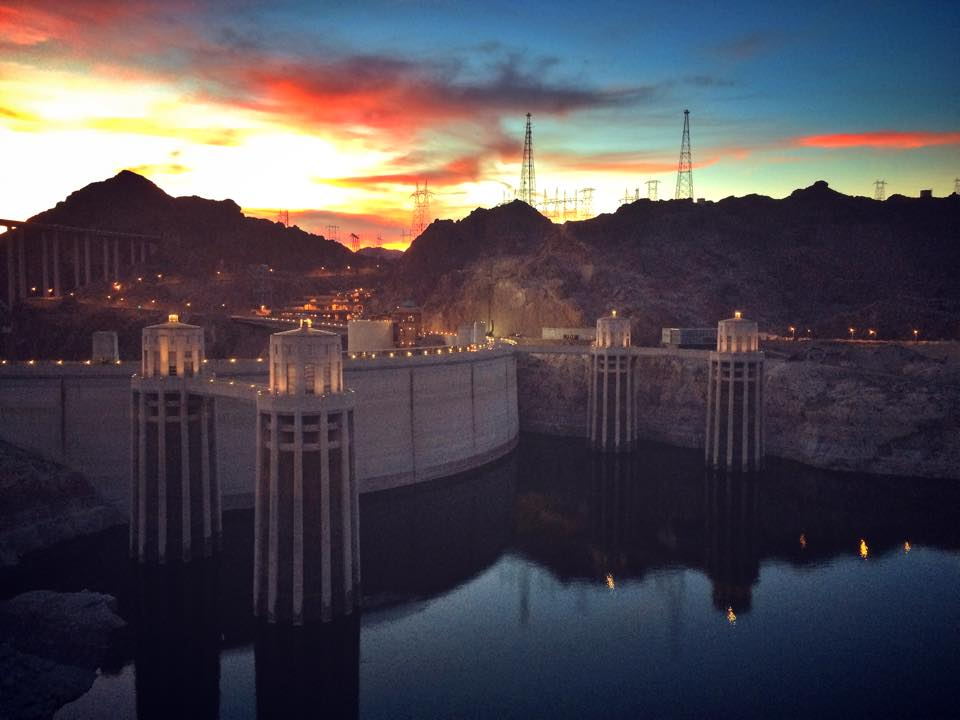 Gorgeous shots of the #HooverDam from Lindy DeMunbrun. #HomeMeansNevada