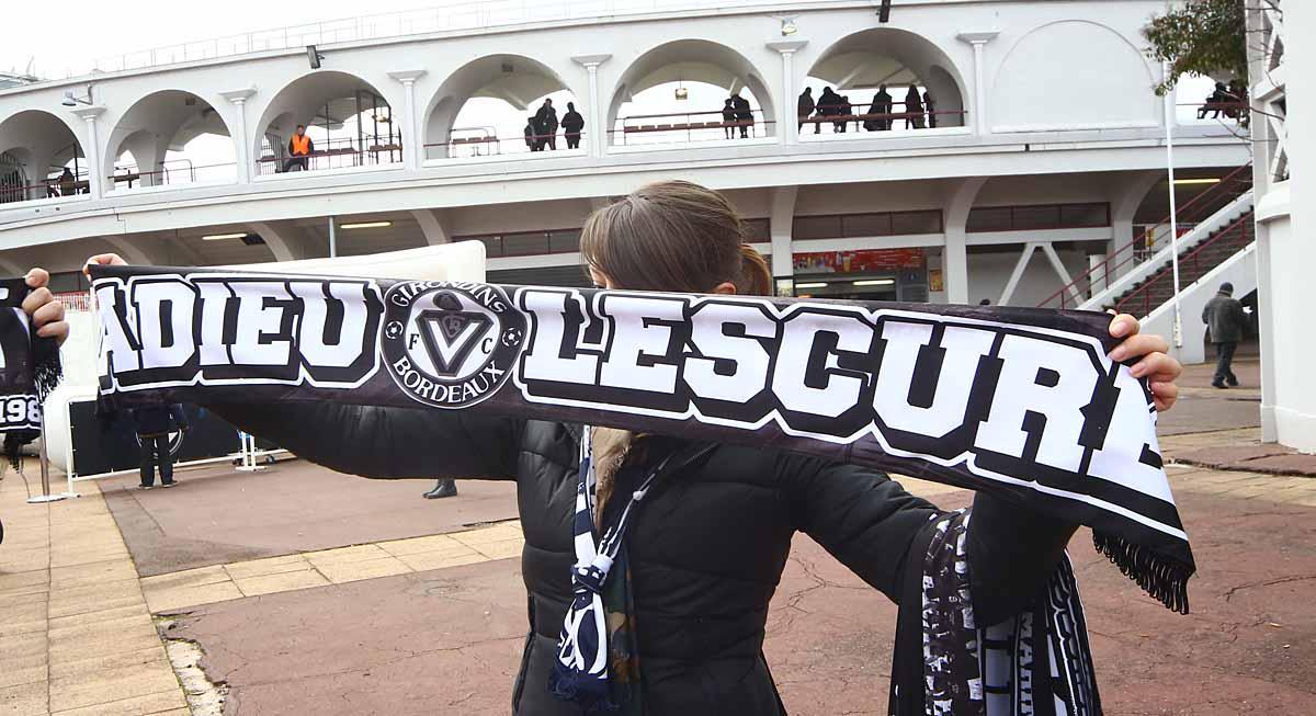 Bordeaux - Nantes, pour l'adieu à Lescure, à la vente