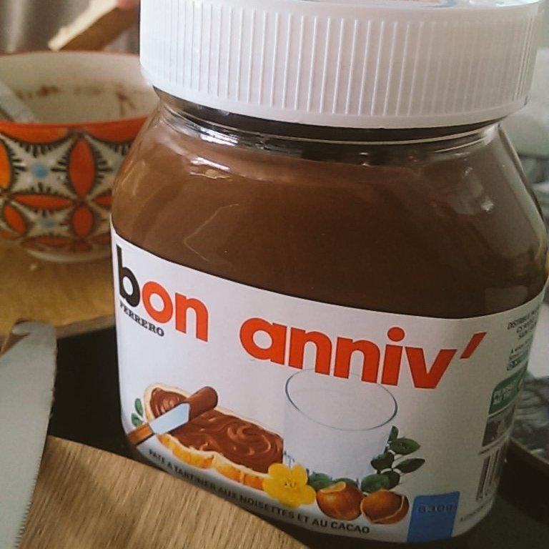 geoffroy ingret on quot quand ton premier cadeau d anniversaire c est un pot de nutella