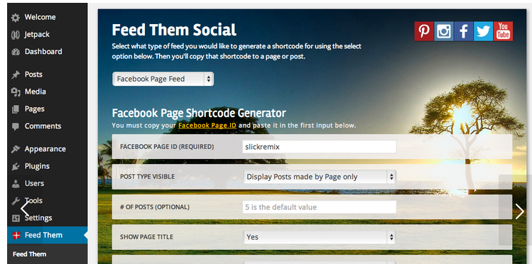 Very cool premium plugin that embeds social feeds into your #wordpress site  http://t.co/Fpcs5QVxYW  http://t.co/qzqQTl8uXv