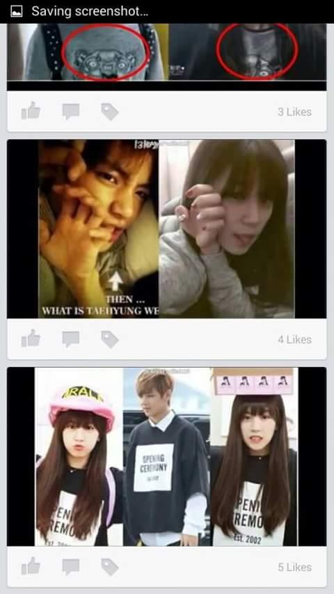 Chorong dating rumors