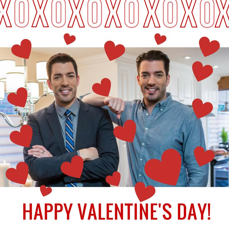 Happy Valentine's Day from #PropertyBrothers ! http://t.co/eMZlZ8nvS4